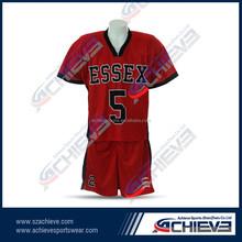 super hot newest soccer shirt top quality team playing jerseys set custom football uniform cheap design