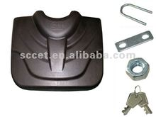 Rotomolded Front Carrier Box for Honda ATV