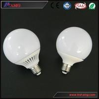 new design saving power plastic+Aluminum housing 10w led light bulb G95 10w