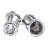 Household appliances electric heater iron lead wire rivet