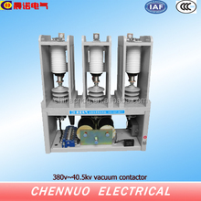 vacuum contactor for AC motor vacuum control switch