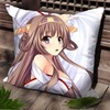 New Kantai Collection Anime Dakimakura Square Pillow Cover SPC20