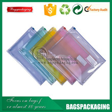companies manufacture zipper plastic pvc bags