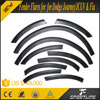 10pcs/set Auto Car Wheel Arch Fender Flares for Dodge Journey & for Fiat Cross 2014