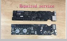 """13.3"""" logic board repaired service for MACBOOK AIR A1369 MC503 MC504 1.86GHZ 661-5733 820-2838-A"""