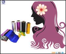 Hair salon Aluminium Foil /Hairdresing foil colorful aluminum foil