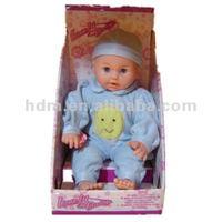 C1804N Reborn doll with diaper 4 sounds suck milk doll nipple suck dolls