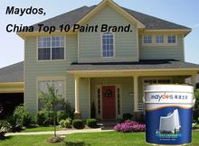 Chalking resistance colorful exterior decorative acrylic emulsion paint