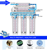camping reverse osmosis water system as building water supply system