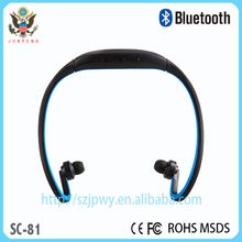 Hot new patent products for 2015 headset bluetooth headset