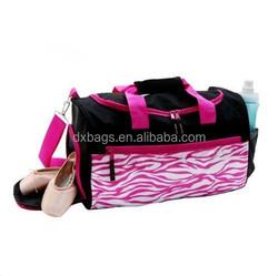 fashion duffle bag/dance bag,travel bag