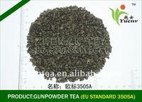 Gunpowder green tea 2014 china new green tea export price per kg