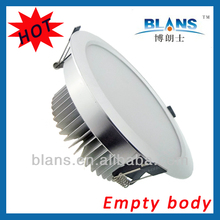china distributor hot sell 7W white surface downlight case with smd2835