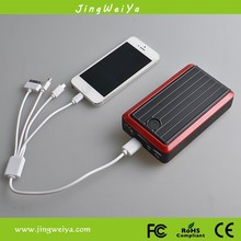 Safety Battery T5 Model Powerful Station jump start automatic car with LED flashlight