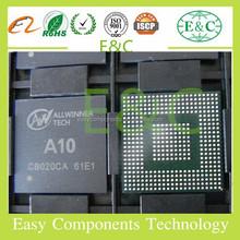 New and Original allwinner a10 cortex a8 1.2ghz BGA IC for tablet pc A20 A33 A31 A80 A83T A23 IC