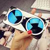 Christmas sunglasses glitter hard case for iphone 6,sunglasses phone case for iphone 6,electroplate 3d case for iphone 6 plus