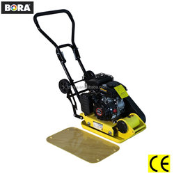 2015 Petrol Engine with CE Soil/Tile Vibratory Plate Compactor