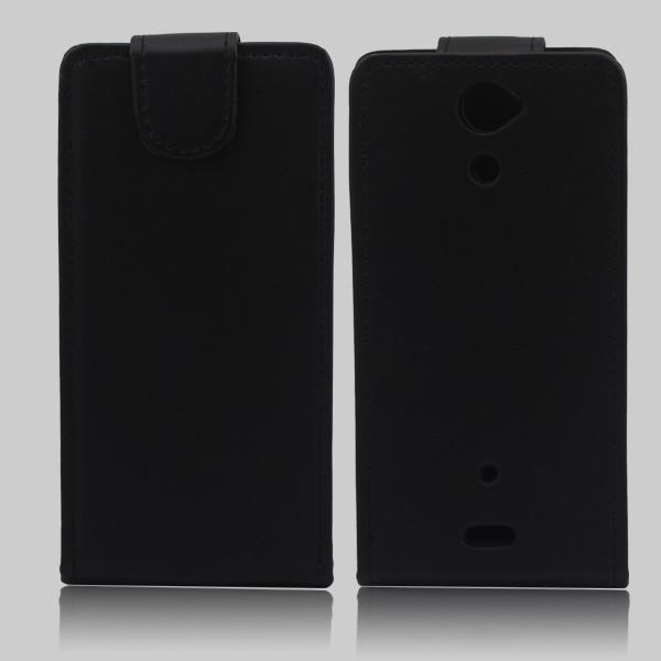 뜨거운 판매 플립 가죽 커버 케이스 소니 xperia V lt25i