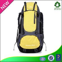 waterproof oxford backpack hiking bag 600D travel bag mountaineer bag