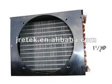 1-1/4HP air conditioner parts refrigeration copper tube condenser coil