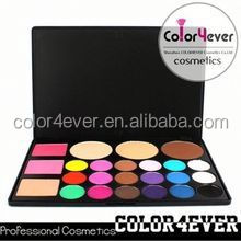 New arrived 24 colors eyeshdow & blush Mix matte and shimmer makeup kits