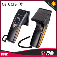 long range Bluetooth uhf rfid handheld reader compatible with android mobile phone