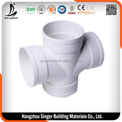 High quality upvc pipe fitting, hot sale upvc pipe fitting