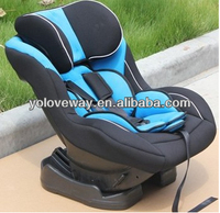 safety child car seat for group (0kg-18kg) with head rest