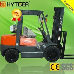 High quality nissan K25 engine 4ton gasoline mini forklift