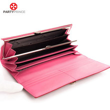 Whosale Alibaba Cheap Factory Price Leather Women Wallet Purse