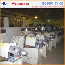 Hot Sale Canton Fair Chinese Famous QIE Brand machines in making cold pressed coconut oil
