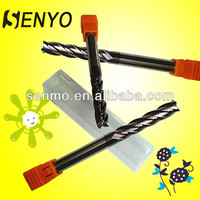 Woodworking Router Tools/Senyo Carbide Flat End Mill/Engraving End Mill Router Bit For Wood
