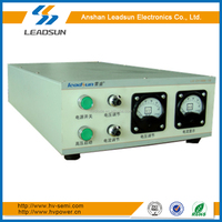 variable frequency ac power supply LP-60KV/20mA switching power supply