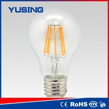 REACH edison bulb e27 8w LED filament bulb gpo
