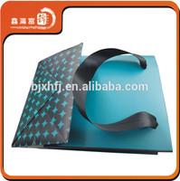 eco friendly custom logo printed cosmetic shopping paper bag