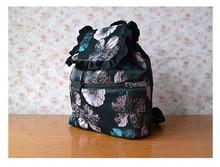 2015 new model bags for women indian shoulder backpack