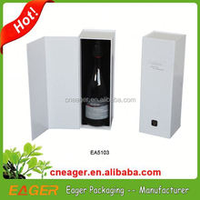 Factory directly wholesale cardboard wine glass boxes