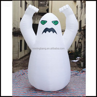 Free shipping height 4m(13.3 feet) halloween inflatable decoration ghost for sale