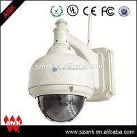 Inteligent ir high speed Dome camera ptz network camera outdoor waterproof ptz cctv camera