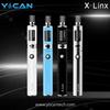 stock offer vapor cigarettee cigarette kits magnet connect X-linx starter kit