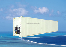 40feet Reefer Container for transport Carrier cooling unit