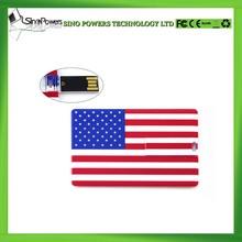 Promotional USB Card Flash Mini Card USB Credit Card USB Flash Drive