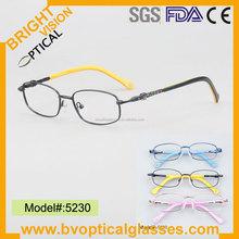 Bright Vision 5230 Designer Quick Delivery Children's Metal Optical Frames