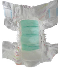2014 product baby diaper raw material for manufacturing baby diaper in package bag MB