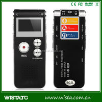 Wireless microphone voice recorder,outdoor voice recorder,digital dictaphone