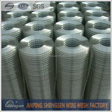 cheap galvanized welded wire mesh for rabbit cage/dog cage