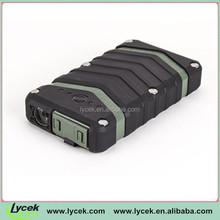 18000mAh dual USB Port 2.1A max output Power Bank External Battery Charger