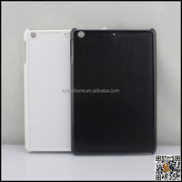 VAT PC case for iPad mini 2/3 plasctic case back cover with notch on back cover