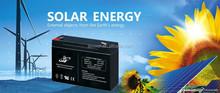3-dzm-7 small battery 6v 7ah for fire alarm system, Customize 6v 7ah 20hr battery for solar street light.