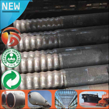 High Quality Hollow Bar Drill pipe oil pipe API 5L drill rod drill stem 70mm 42CrMo Tianjin